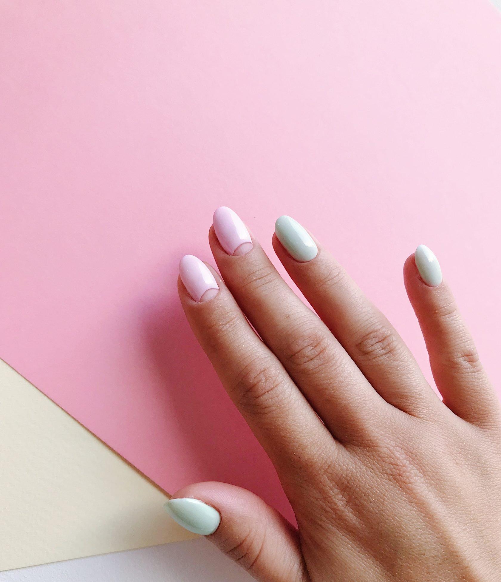 Картинки идеальных ногтей