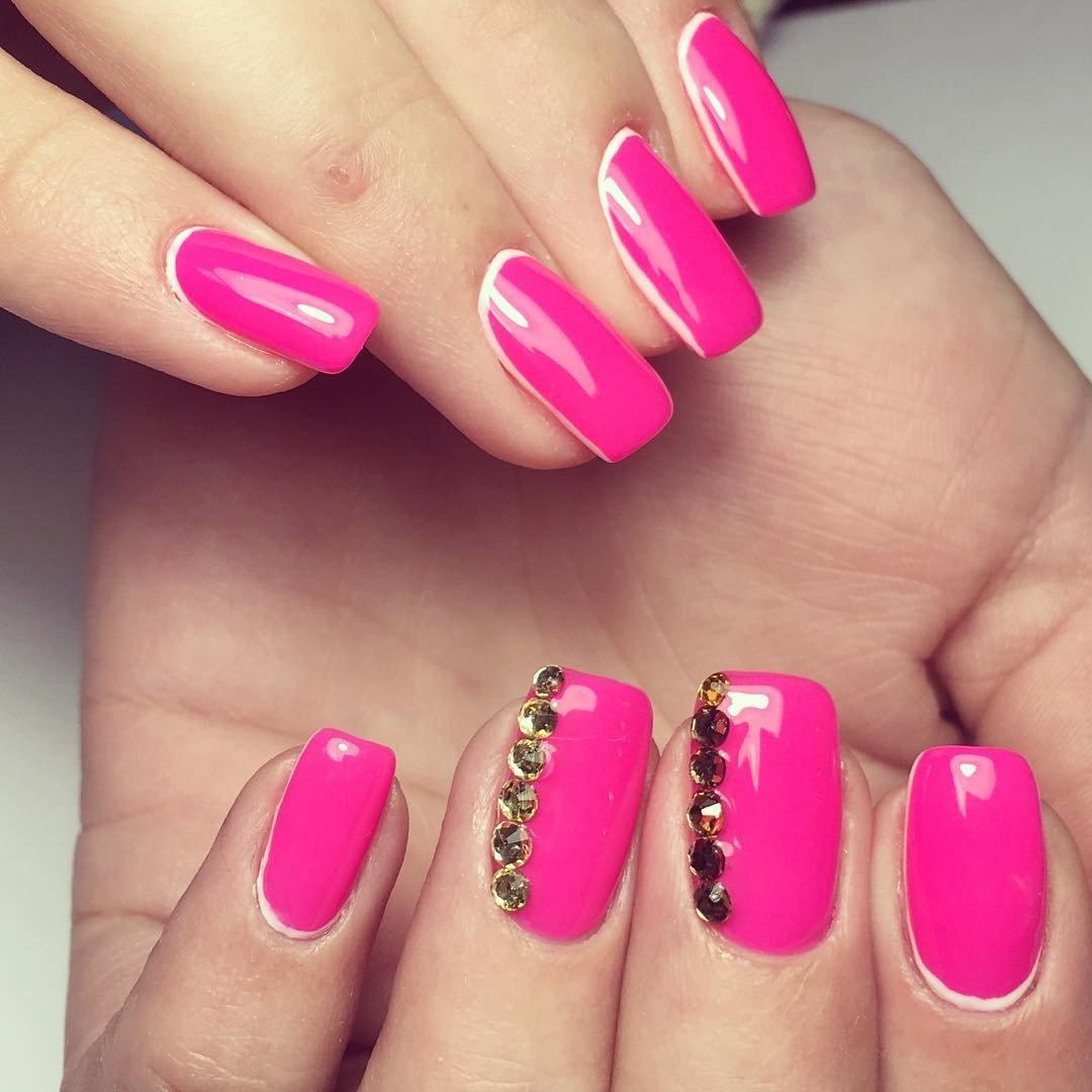 фото ногтей розовые с картинками люди выпившие