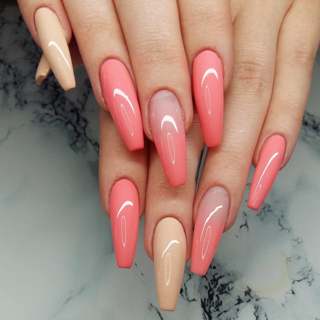 подобное пробовала фото нарощенных ногтей красивых и ярких сказать, что