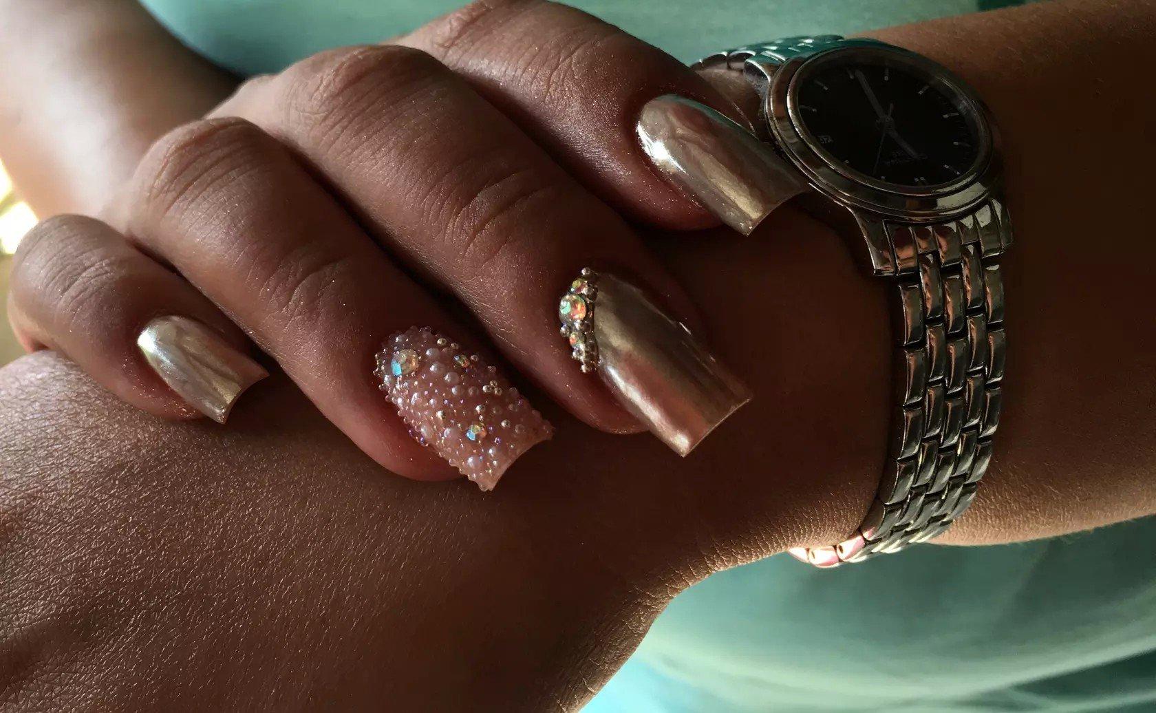 своем разводе дизайн ногтей на руках фото вашей