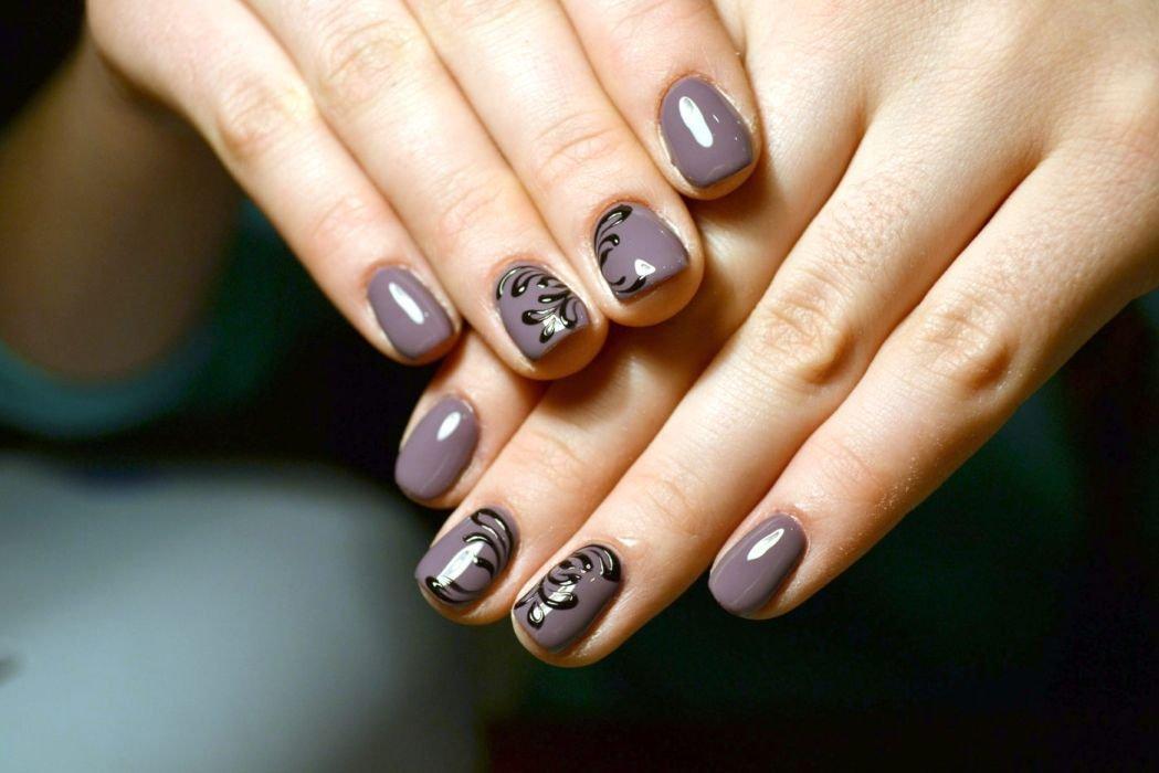 гель лак на короткие ногти картинки посмотреть эхинококк