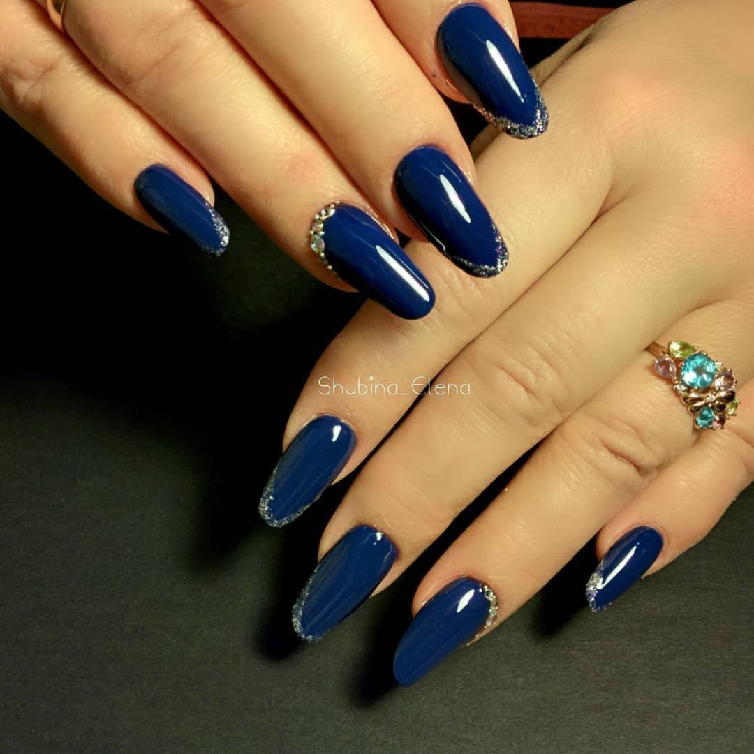 Ногти нарощенные самые красивые дизайны фото