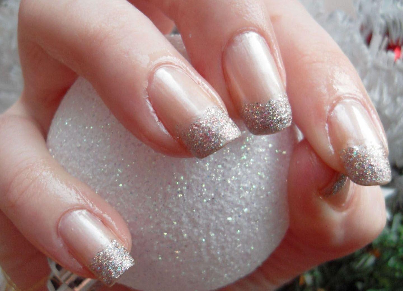 фото картинки нарощенных ногтей с блестками обустройстве водоема