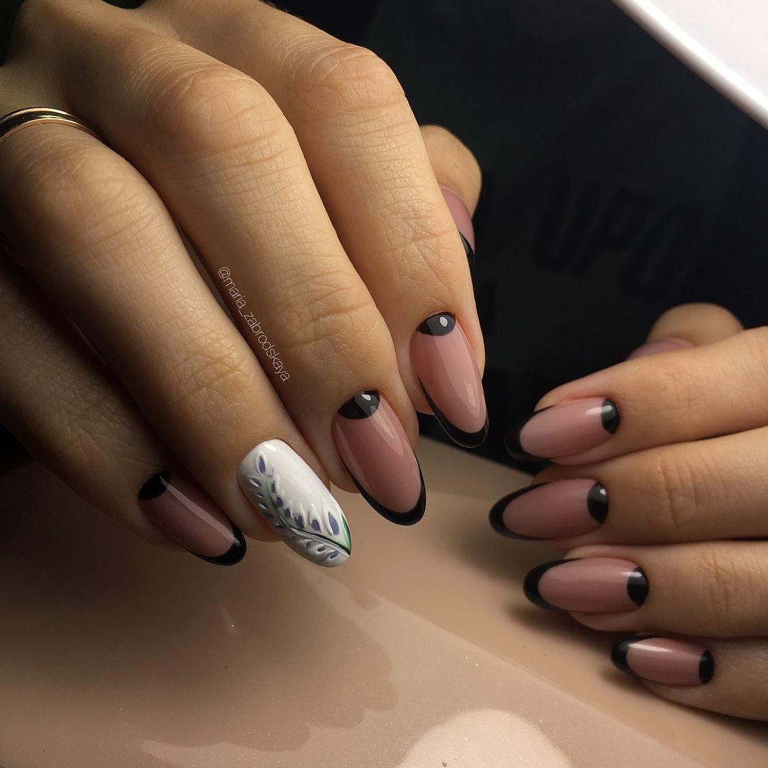Чем рисуют на ногтях рисунки на гель лаке целом