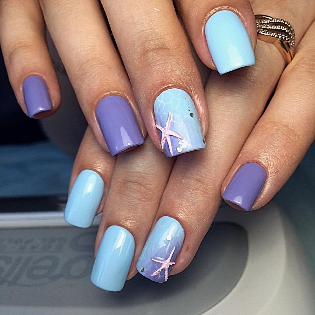 выяснилось, пляжный дизайн ногтей гель фото отдыха свежем