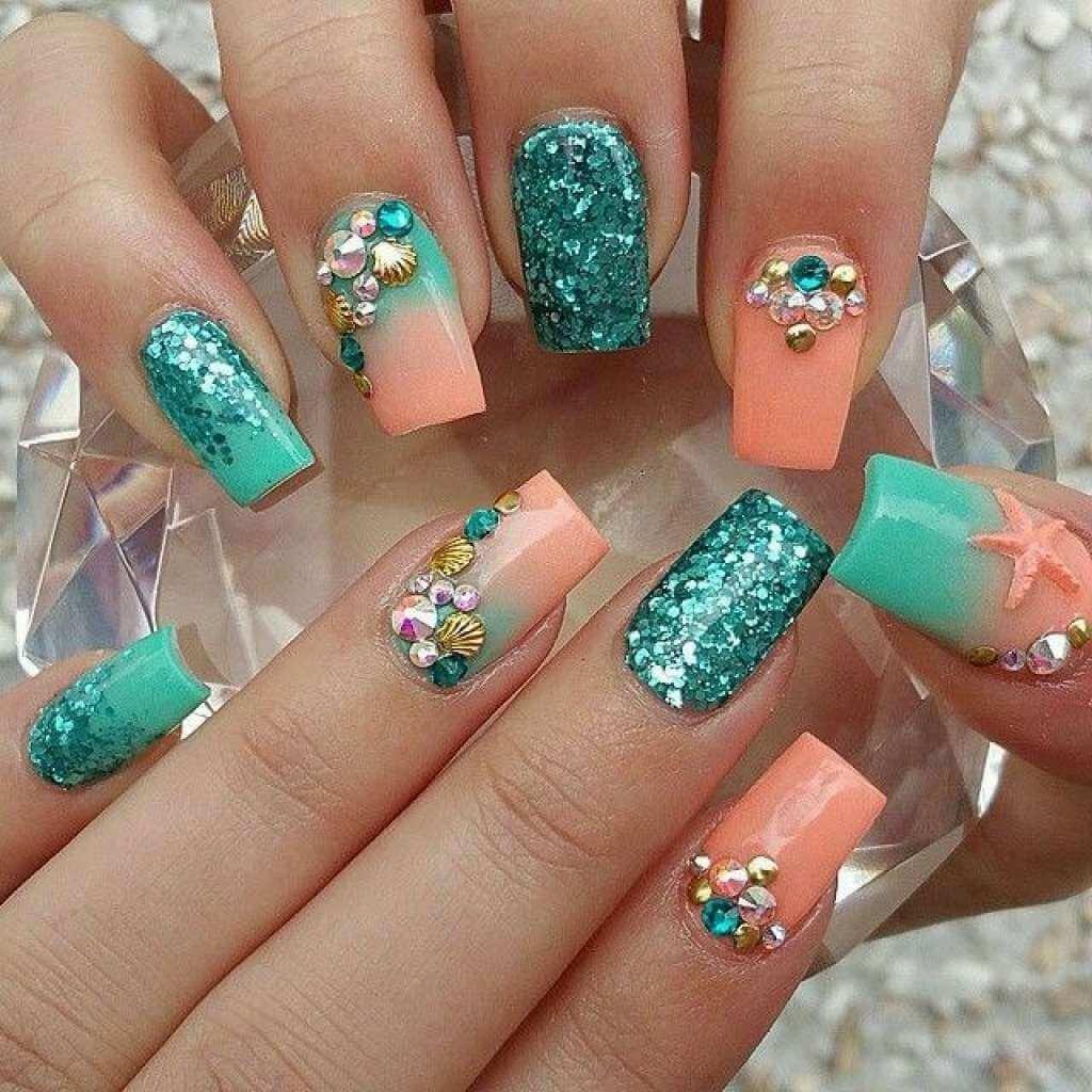 Самые красивые гелевые ногти фото