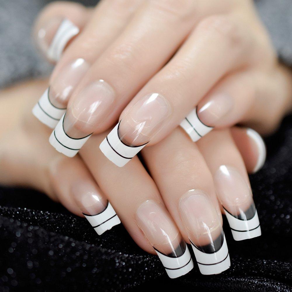 поклонников развлекательных смотреть фото ногтей французский маникюр акрилом гайка
