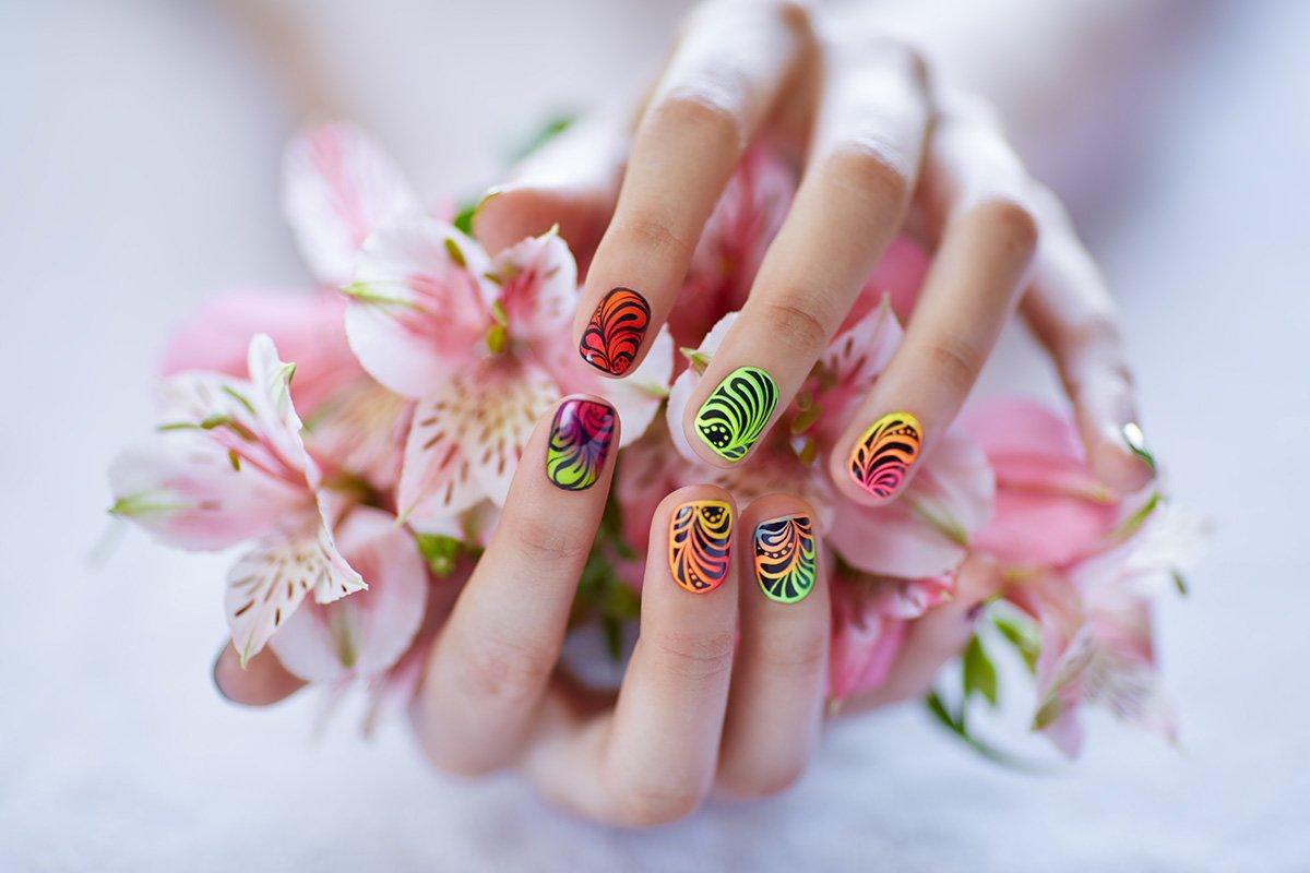 аппетитные дизайн ногтей на руках фото вам могут помочь