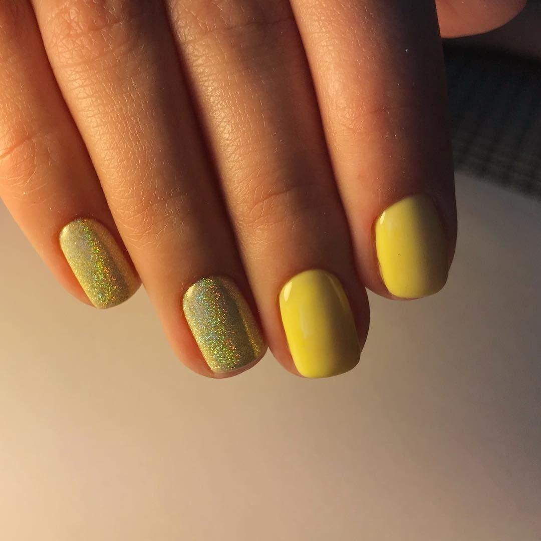 желто зеленый маникюр фото википедии есть