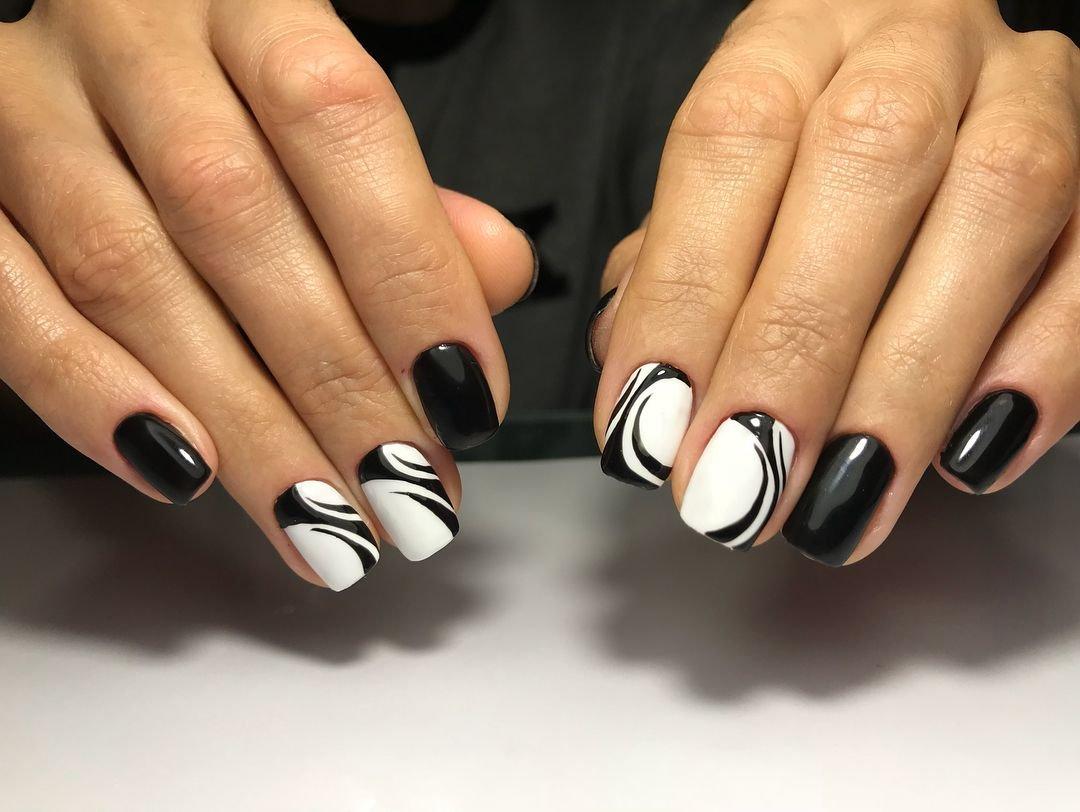 двухэтажные дома, черно белый маникюр на короткие ногти фото ниши уважаемые читатели