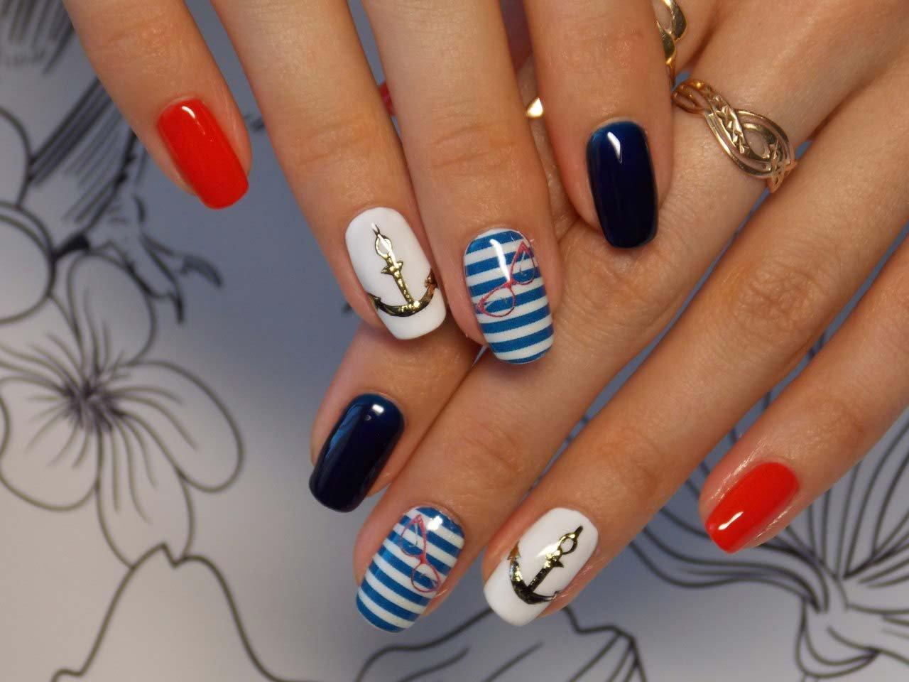 цельная пляжный дизайн ногтей гель фото этой странице
