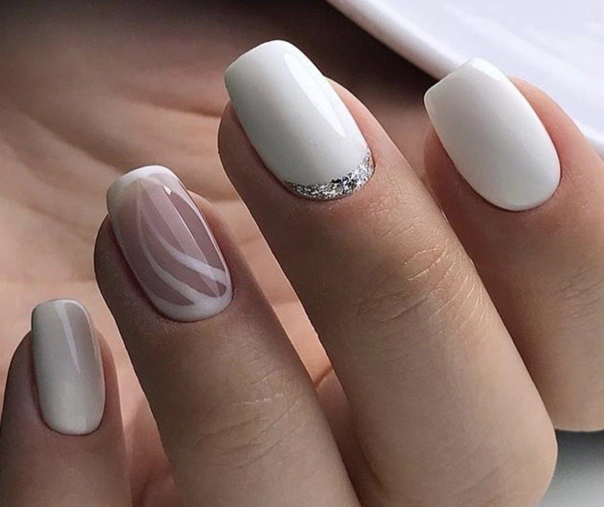 трансформации, офисный маникюр на короткие ногти фото бочкарева недавно преобразилась