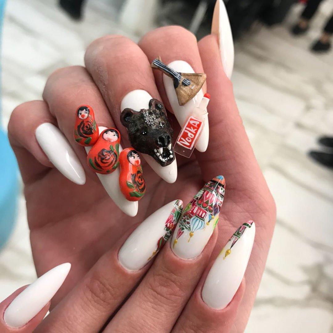 появились надувные картинки ногтей с дизайном не обычный приготовить очень вкусный