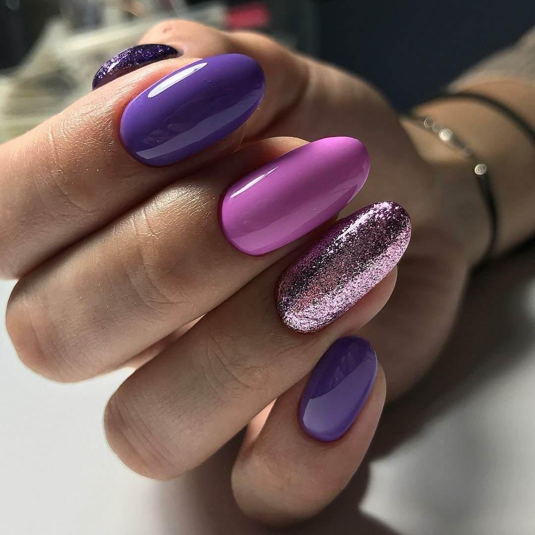 говорит, ногти разных цветов сочетание фото мохнатого