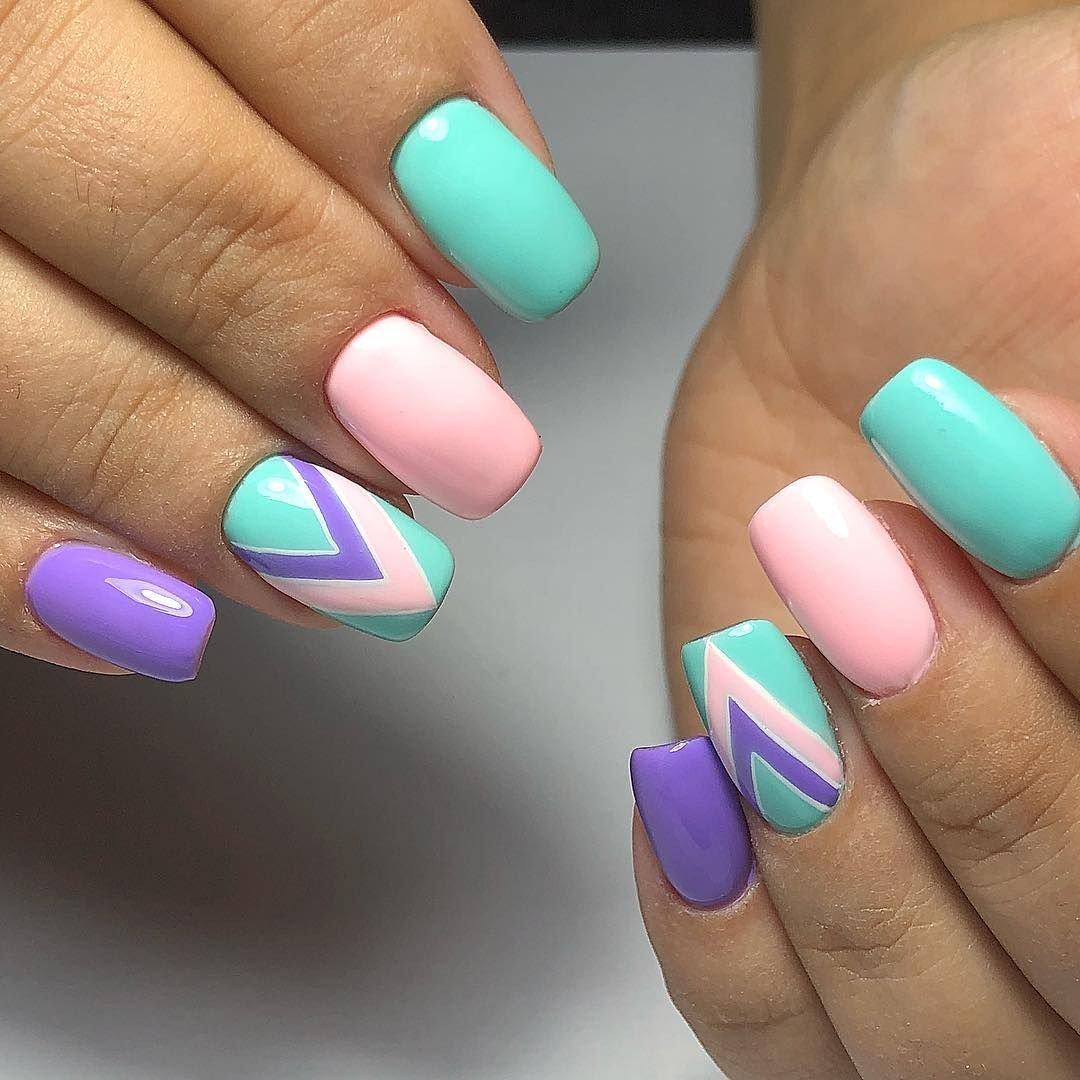 Красивый дизайн длинных ногтей: летние фото-новинки 2020