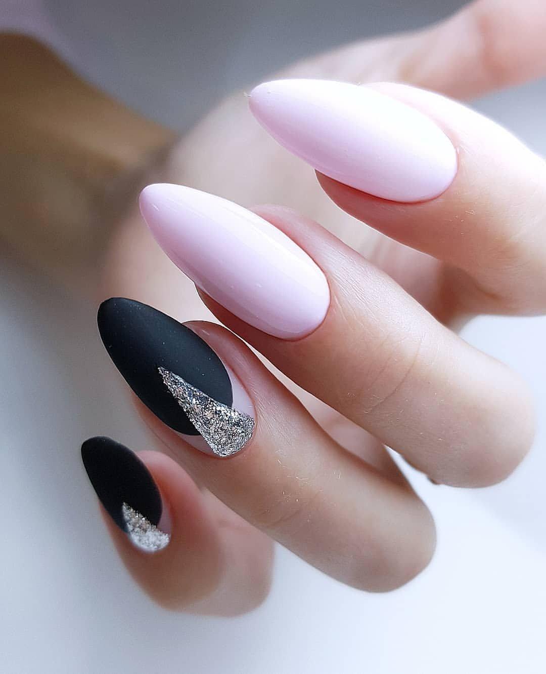 Маникюр осень 2019 - модные осенние тенденции в дизайне ногт