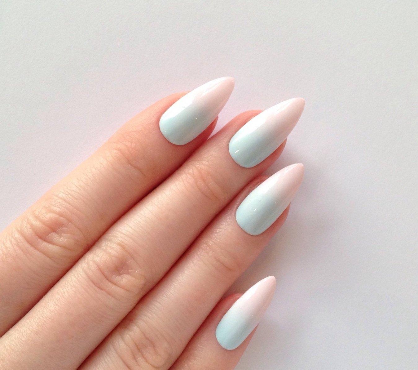 Картинки с формой ногтей