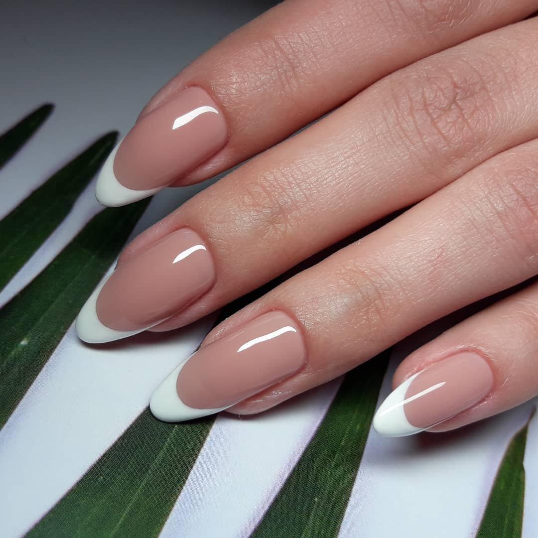 картинки нарощенных ногтей овальной формы фото то, что