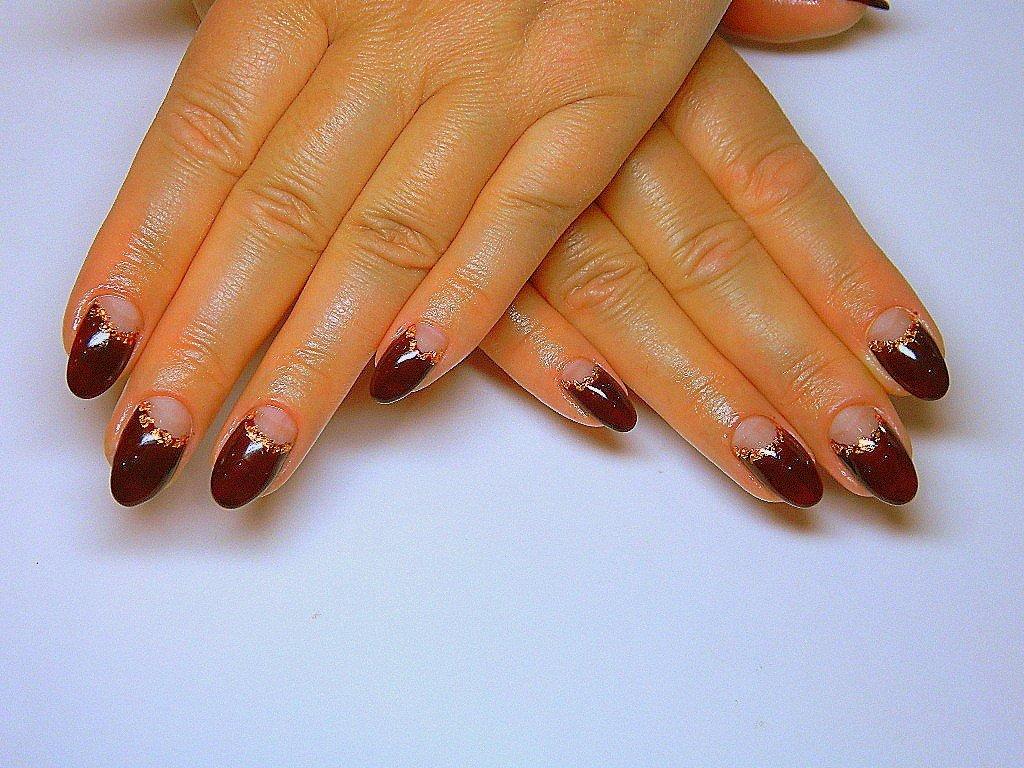 картинки ногти гель лак нарощенные цветами