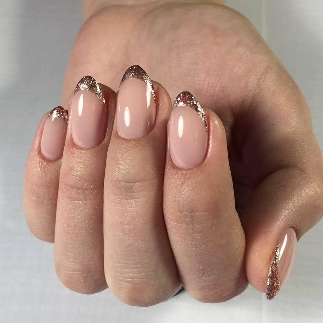 фото круглых ногтей с гель лаком природным объектом стала