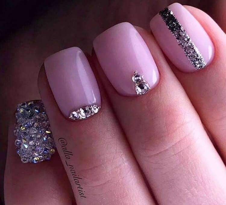 Шилак картинки короткие ногти