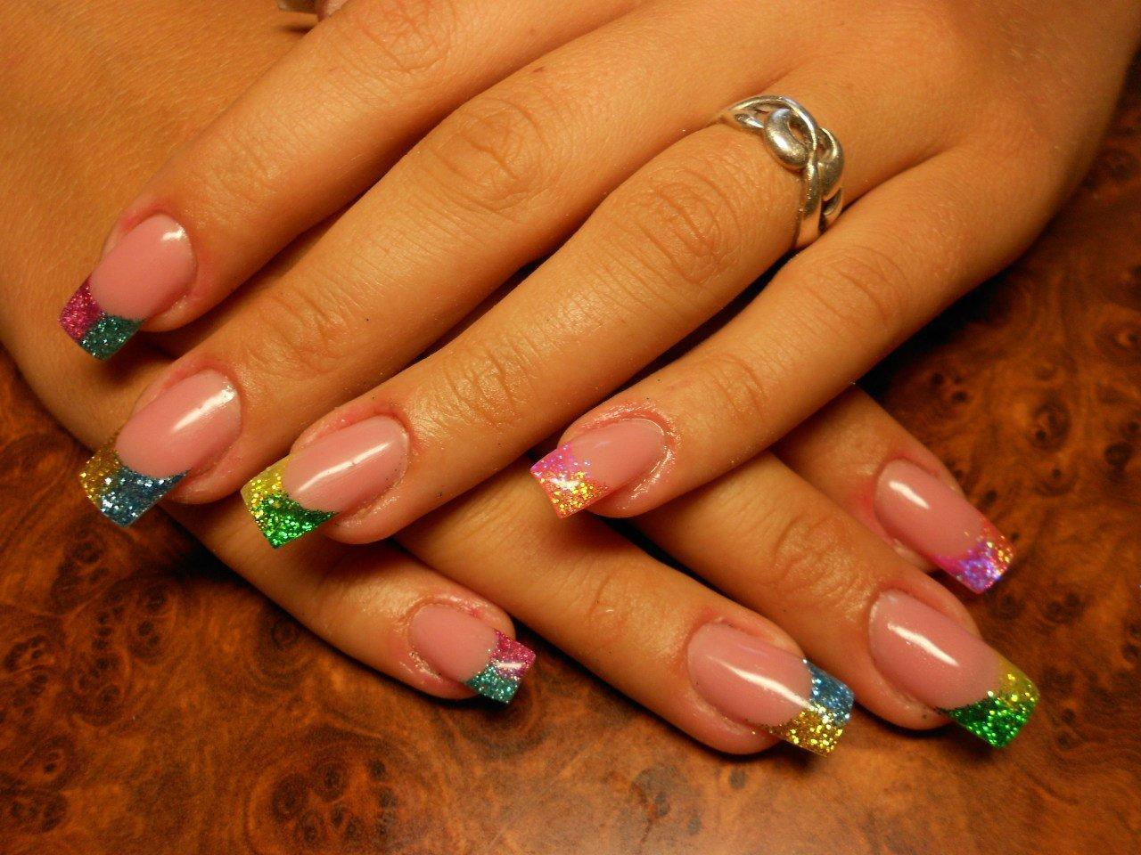 ногти миллениум фото подходит только девушкам