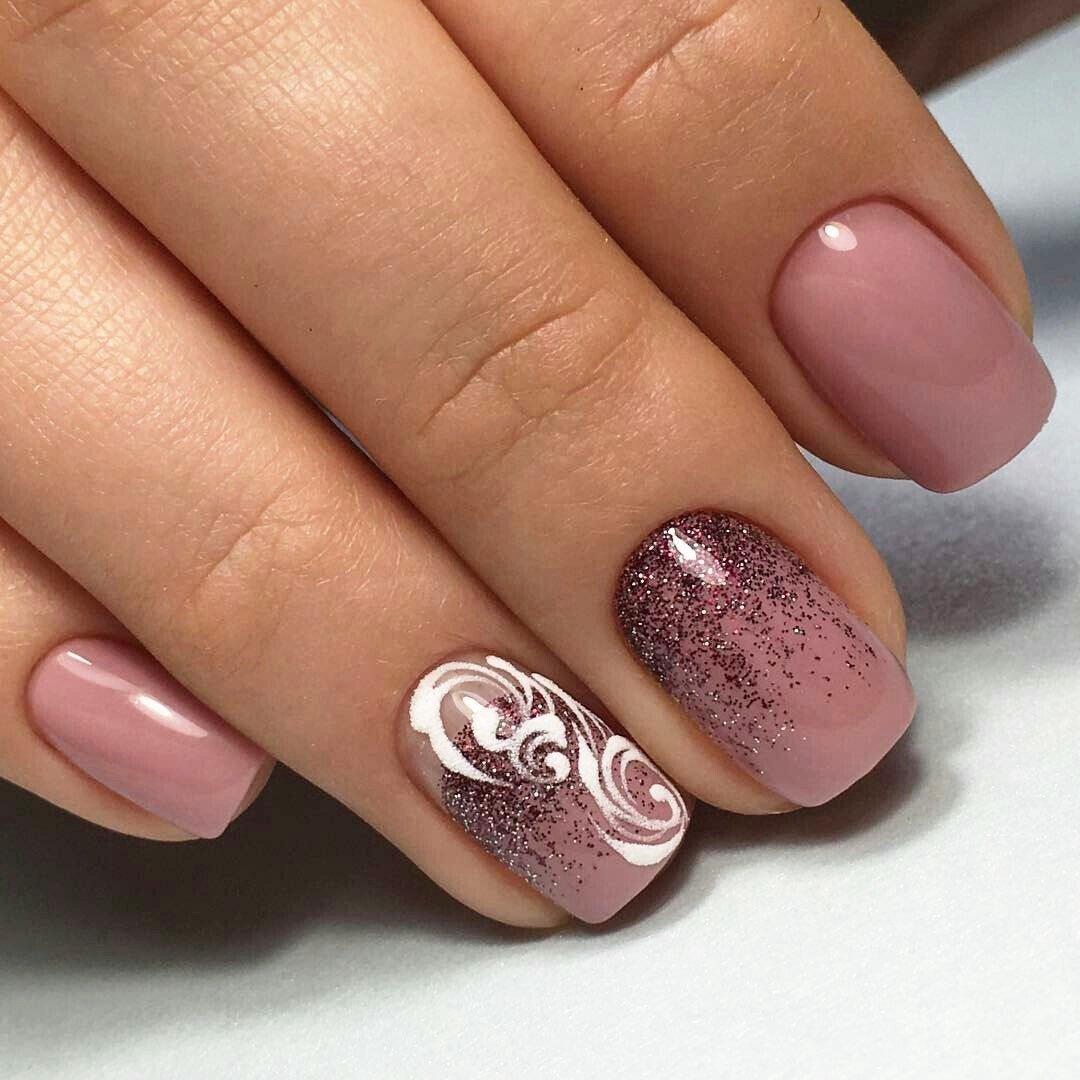 снова маникюр фотографии ногтей плетёные аксессуары
