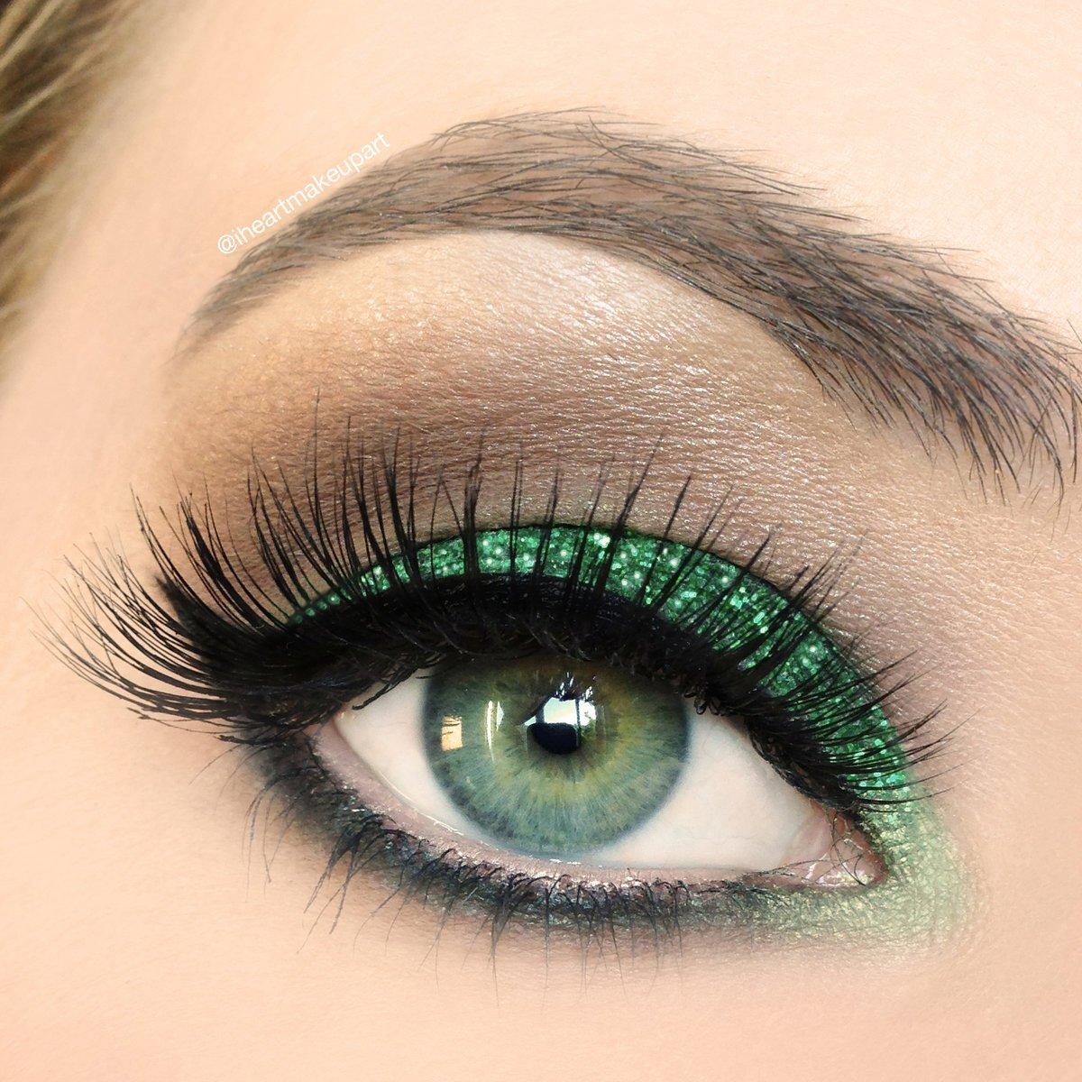 Картинки красивых зеленых глаз