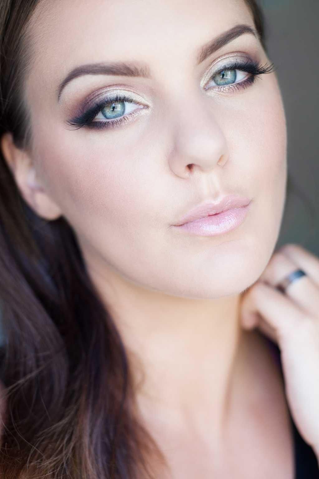 фото картинки макияж для серых глаз и русых волос фото скрытых глаз