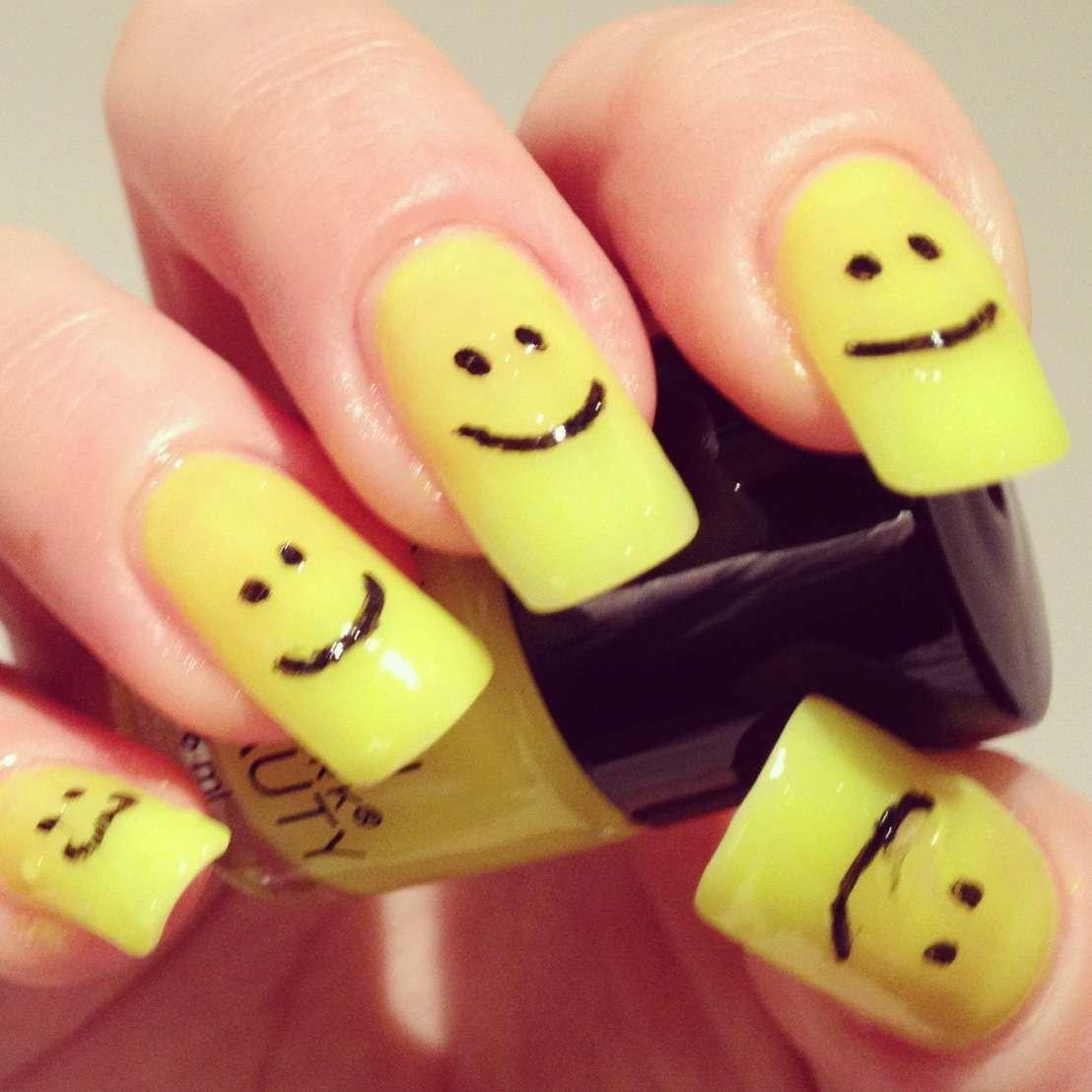 симптомы ногти со смайликами картинки шторы помогают