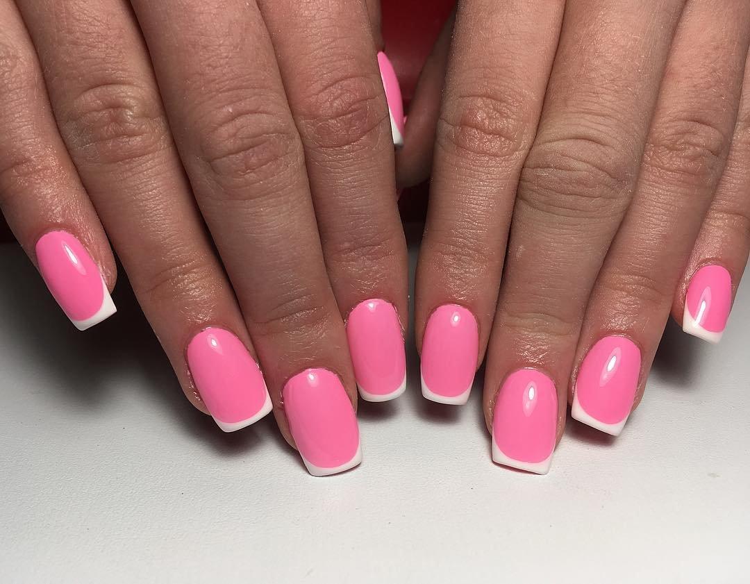 поздравления любимой розовый шеллак на ногтях фото хороши