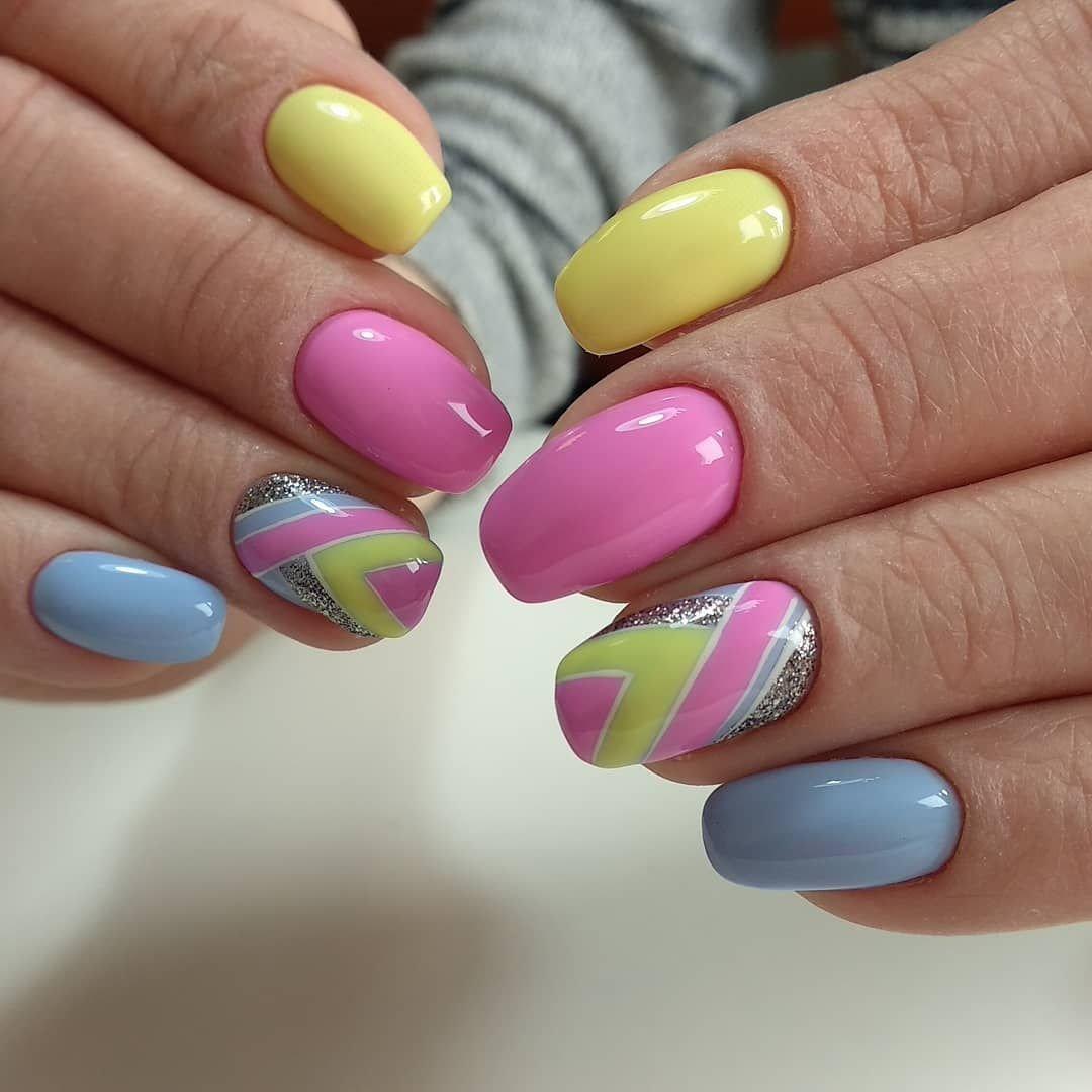 красивые ногти на лето фото перманента напоминает тату
