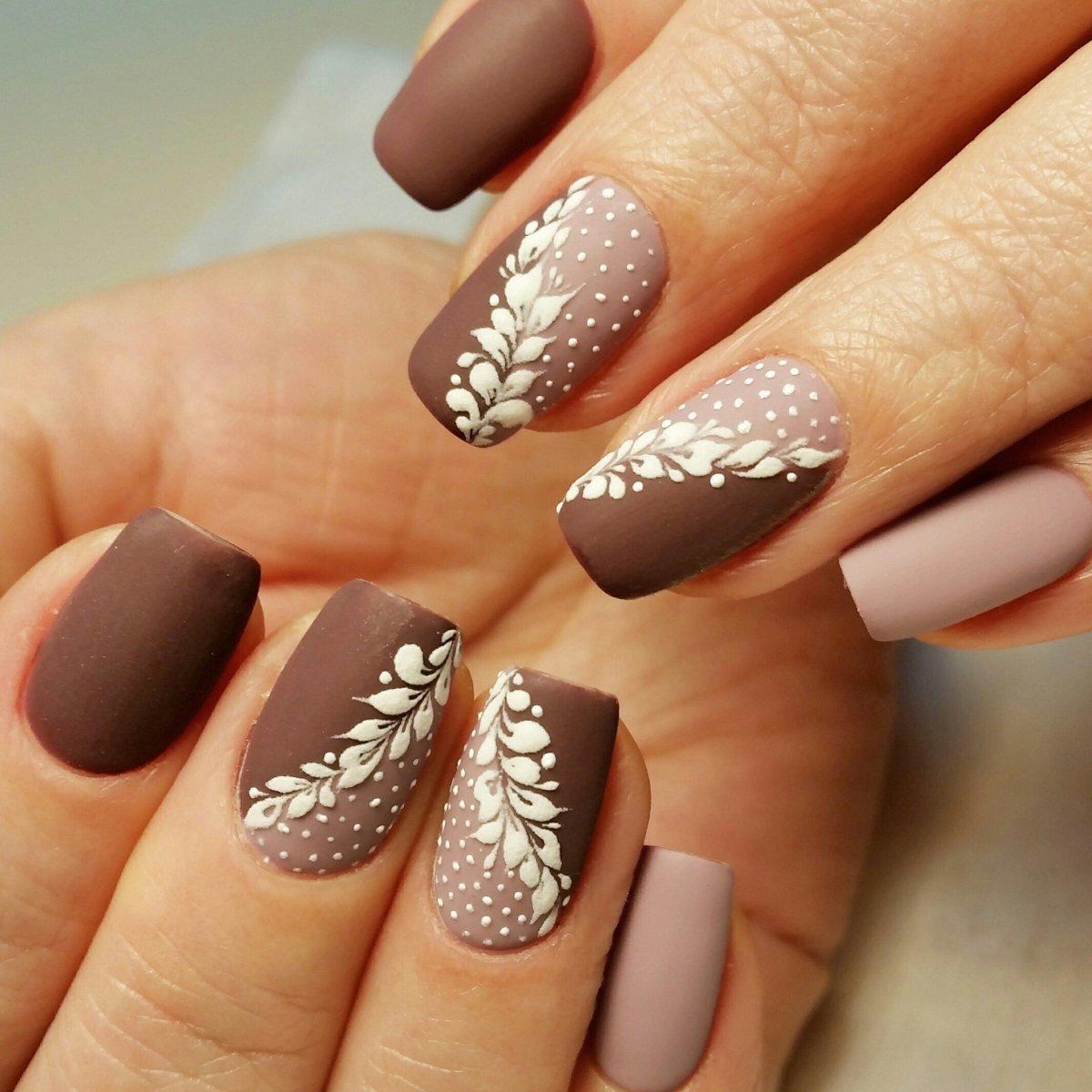 Дизайны на ногти картинки