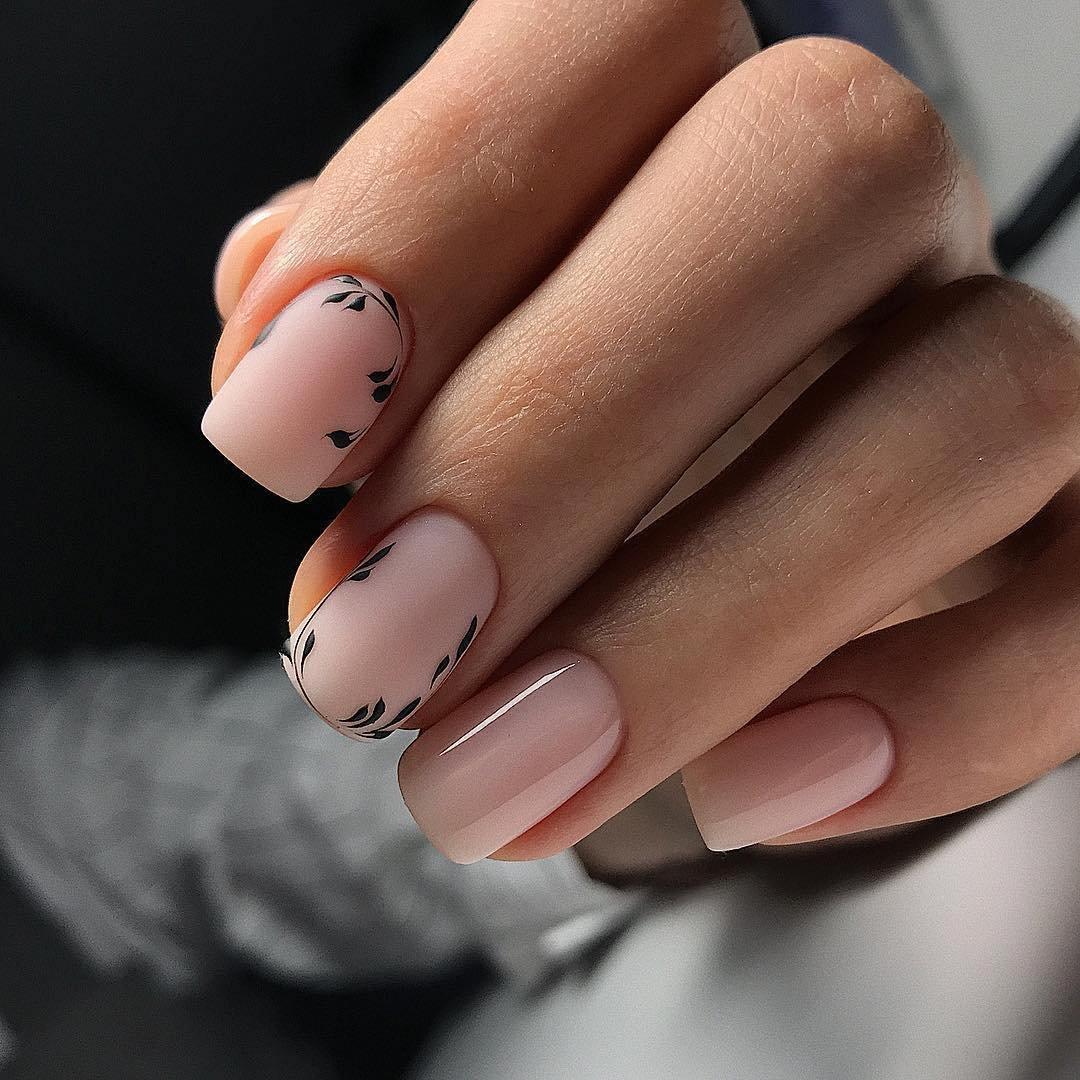 маникюр фотографии ногтей тот момент уже