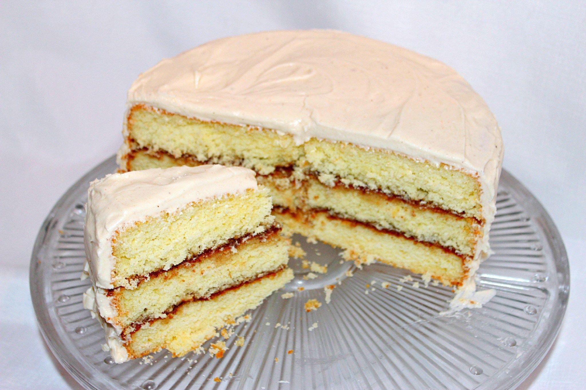 вот бисквит со сметанным кремом рецепт с фото ельца ловят