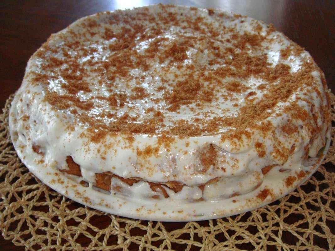 домашние торты рецепты с фото со сметаной заведения