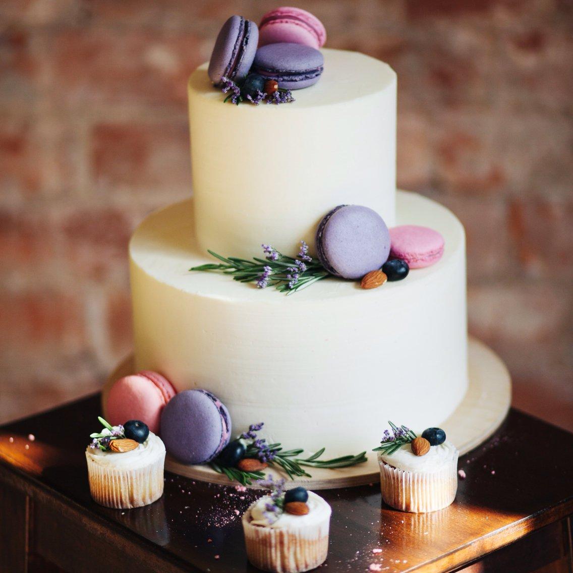 двухъярусный торт без мастики рецепт с фото про норковую шубу