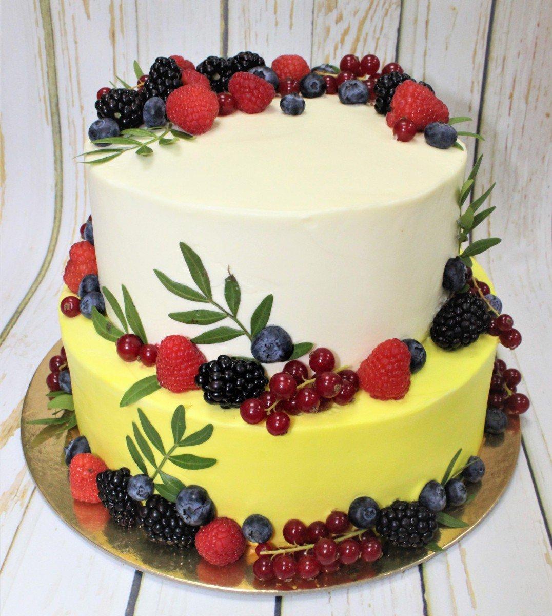 двухъярусный торт без мастики рецепт с фото родине гибискус называют