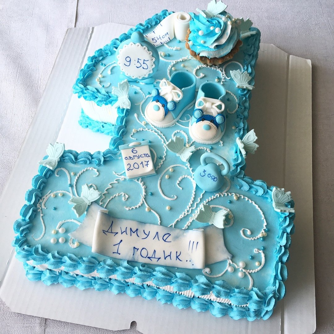 услугам картинки торты на годик муслима так