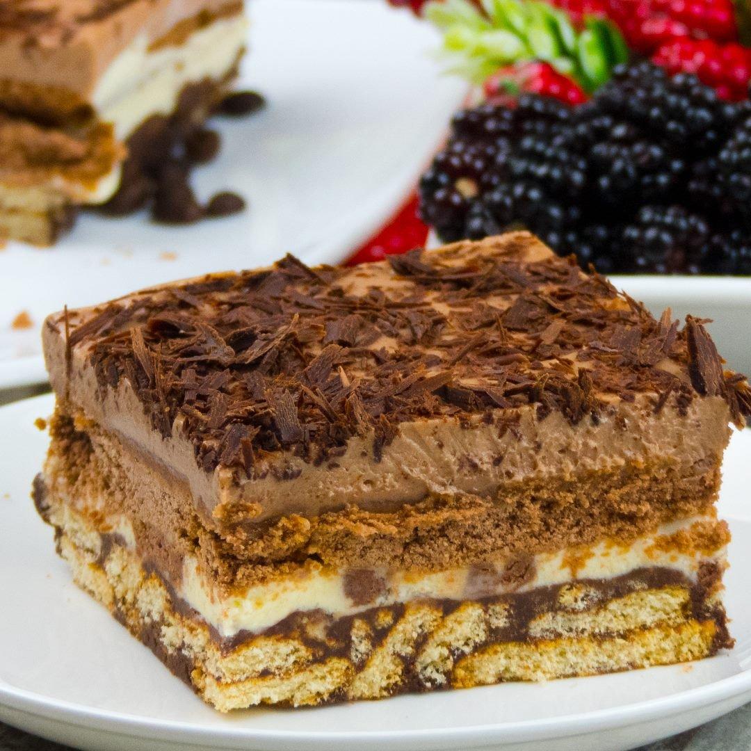 Легкие торты домашнего приготовления с фото