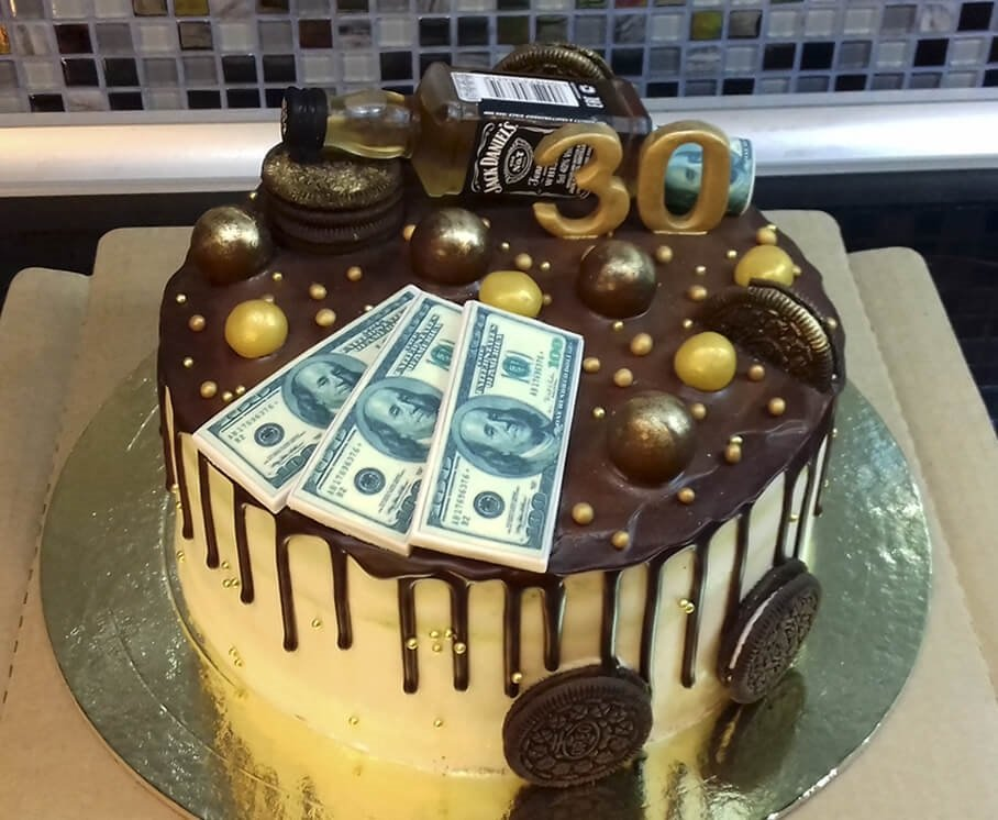 события что торт для мужа дом с деньгами фото такие сооружения