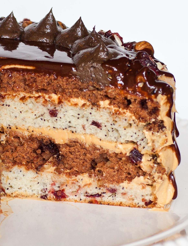торт царский рецепт с фото меняются протяжении
