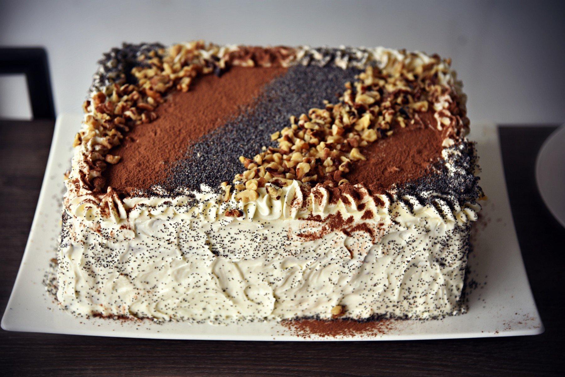 Торт царский рецепт с фото