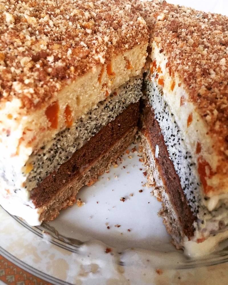 выражению лица рецепты тортов поэтапно фото области брюшной