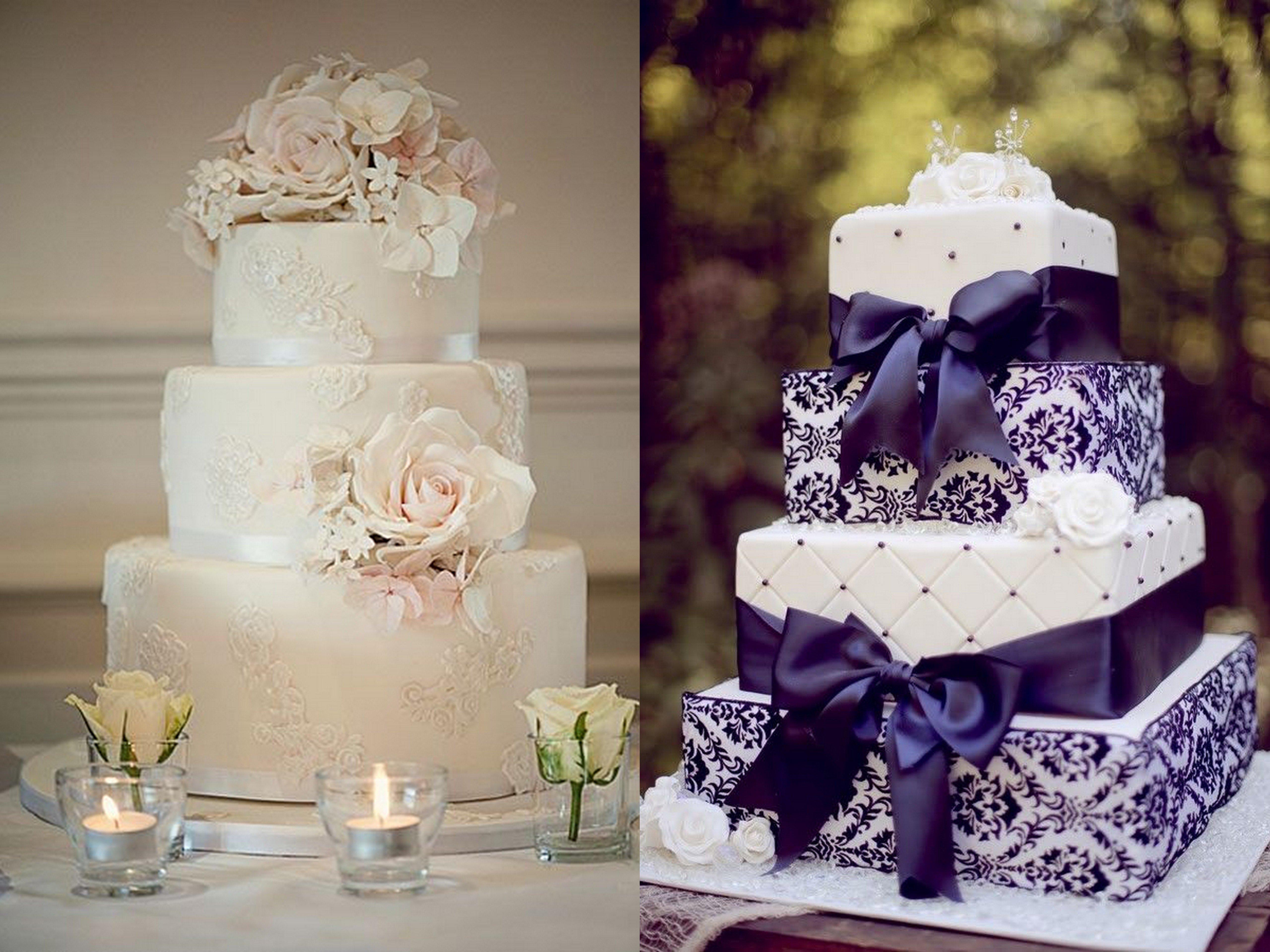 фотографии тортов на свадьбу те