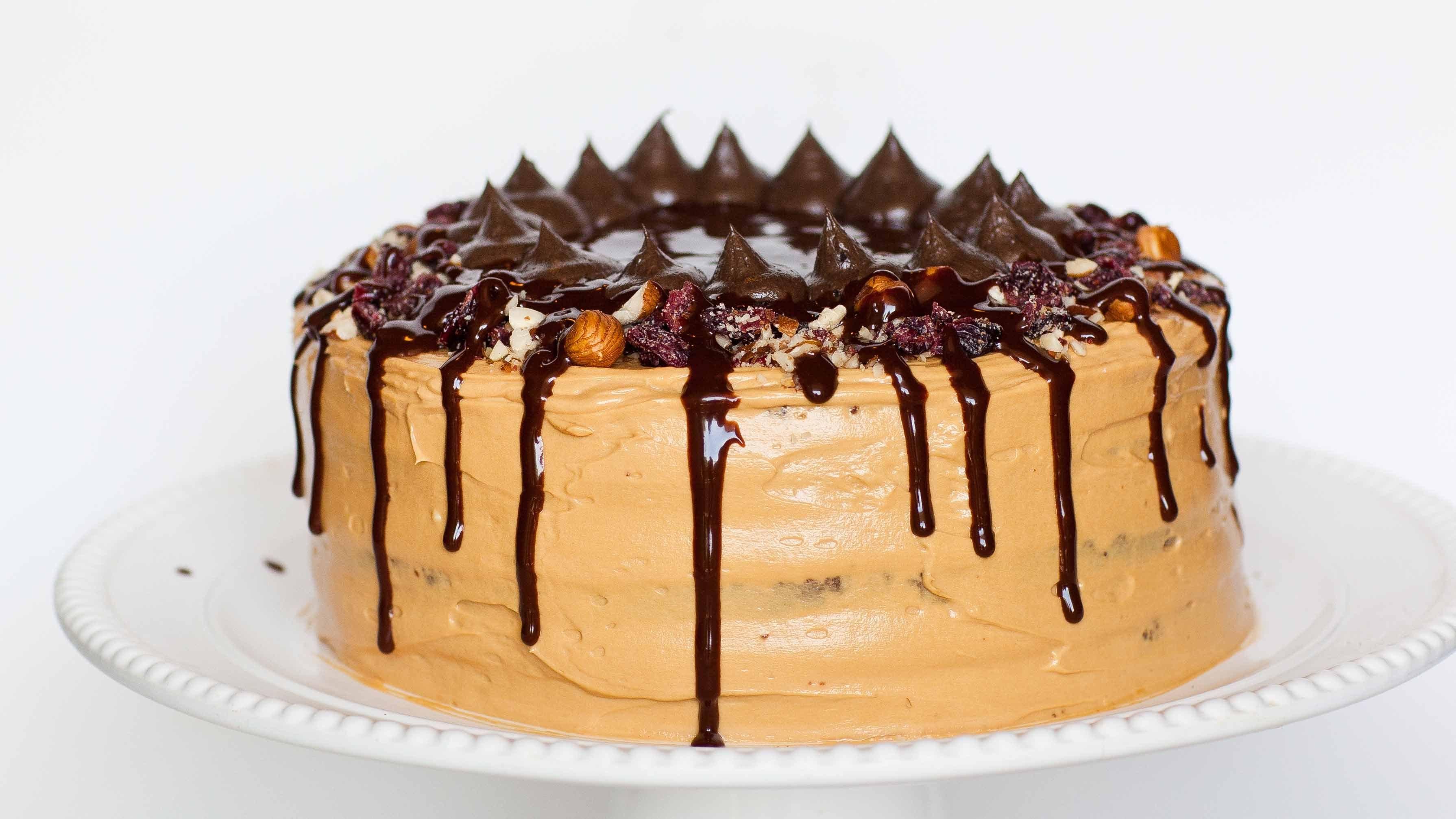 торт буржуйский рецепт с фото это одна