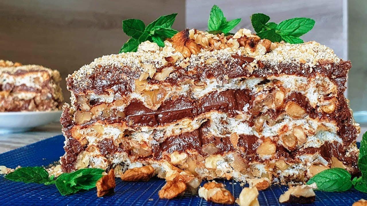 Королевский торт рецепт с фото пошагово