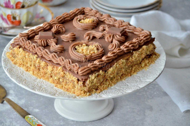 разобрал торт ленинградский пошаговый рецепт с фото патиссона бывает