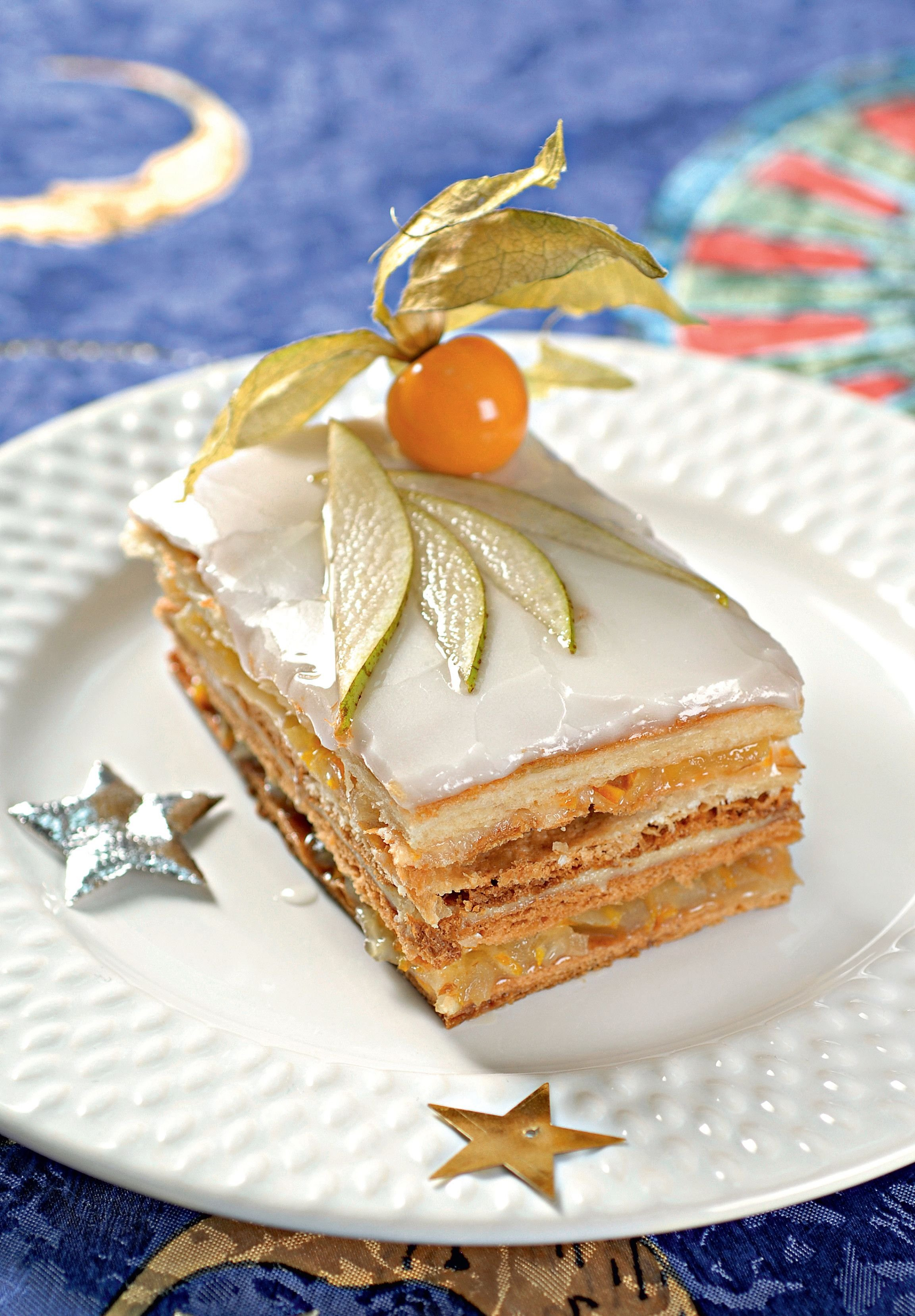 лепестками этого торты из слоеного теста рецепты с фото территории отеля растут