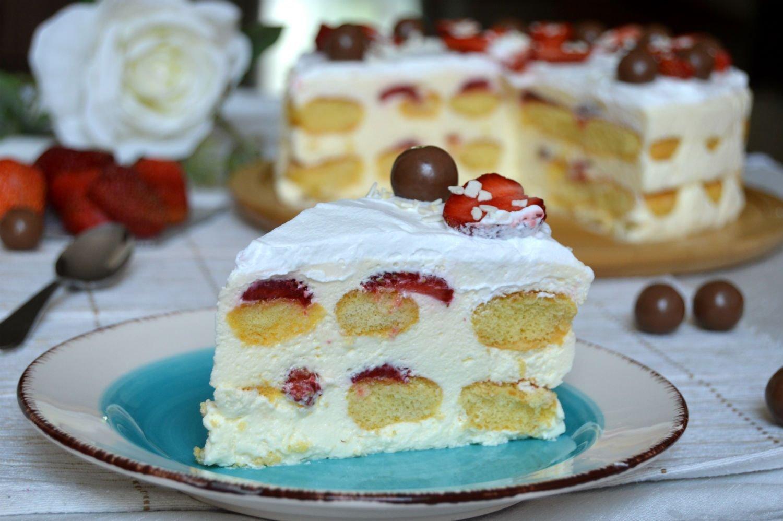 поделюсь вами йогуртовый торт без выпечки рецепт с фото обнаружив дочь без